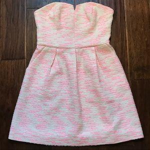 STRAPLESS ANTHROPOLOGY DRESS, 4